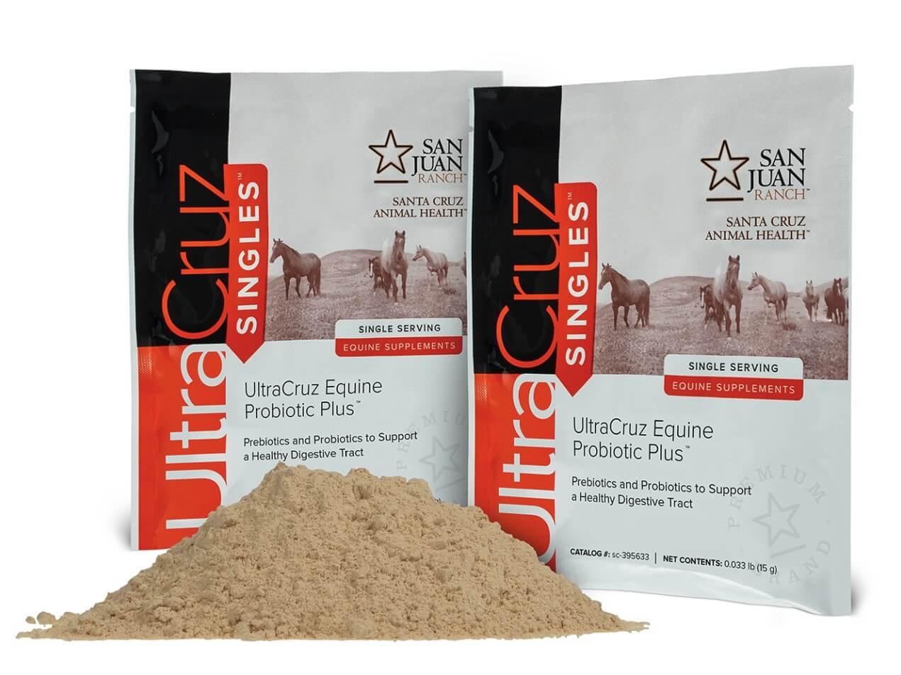 Ultracruz 174 Equine Probiotic Plus Santa Cruz Animal Health