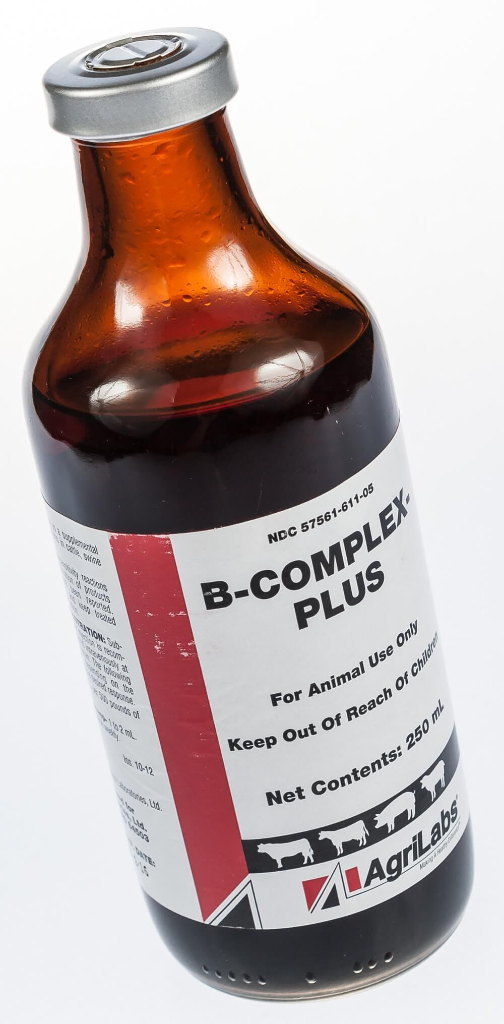 New Business & Industrial 2 Bottles Of Vita-jec B-compkex Injectable 250ml