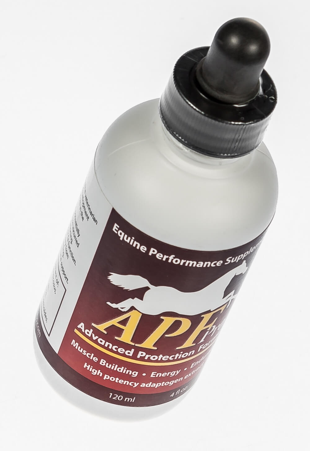 120 Ml Bottle Auburn Laboratories Apf Pro Equine Livestock Supplies