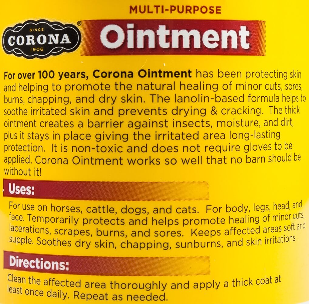 Image result for corona ointment for horses
