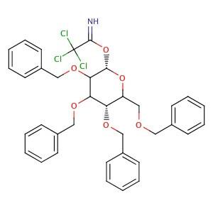 D Galactopyranose 2,3,4,6-Tetra-O-benzyl...