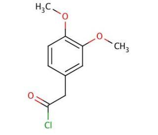 3,4-Dimethoxyphenyl)acetyl chloride | CAS 10313-60-7 | SCBT