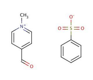 4-Formyl-1-methylpyridinium benzenesulfonate: sc-254675...