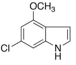 6 Chloro 4 Methoxy Indole Sc 210498