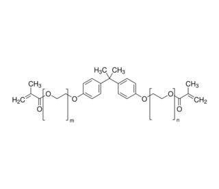 Bisphenol A ethoxylate dimethacrylate(CAS41637-38-1)