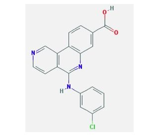 CX-4945 | CAS 1009820-21-6 | SCBT - Santa Cruz Biotechnology
