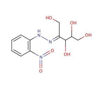 D-Ribulose o-nitrophenylhydrazone | CAS 6155-41-5 | SCBT ...