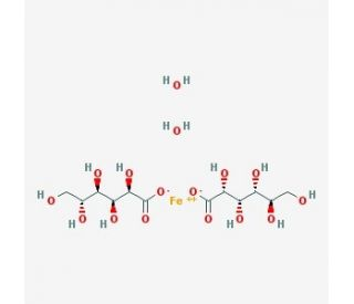 Iron(II) D gluconate dihydrate | CAS 22830 45 1 | SCBT