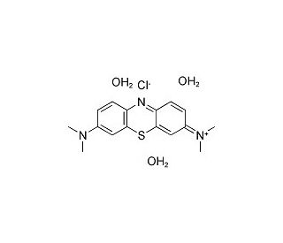 Methylene Blue Trihydrate CAS 7220 79 3