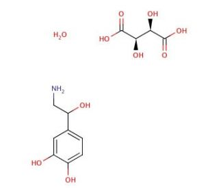 Norepinephrine L-bitartrate hydrate: sc-228844...
