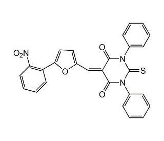 Omi/HtrA2 Protease Inhibitor, Ucf-101 | CAS 313649-08-0