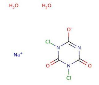 Sodium dichloroisocyanurate dihydrate: sc-253580...