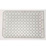 UltraCruz Polypropylene Storage Plate, 96 Well, clear, 1ml, U Bottom,...
